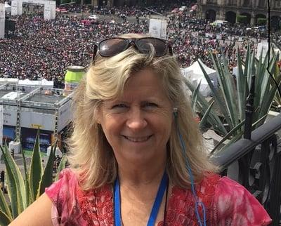 Julie McHale, Controller for McHale Landscape Design