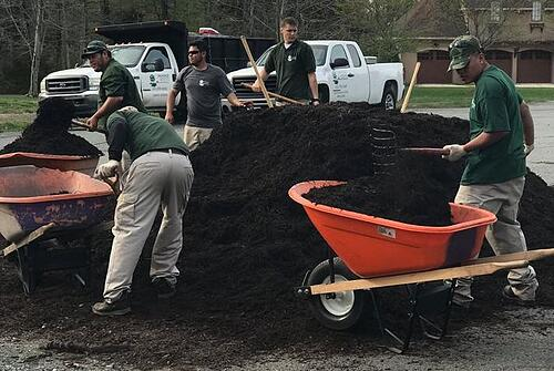 landscaping employee incentive program
