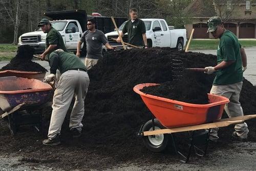 landscaping employee incentive program