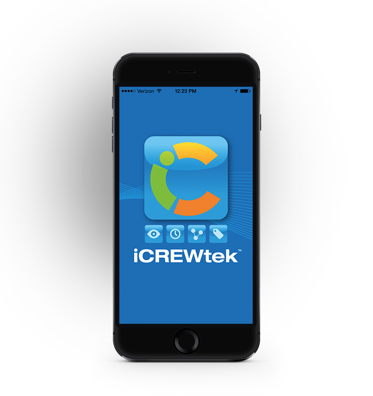 iCREWtek iPhone image