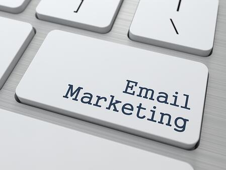 Email marketing to landscaping customers to generate more sales