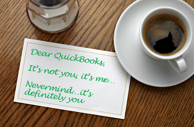 Is QuickBooks a good option to run your landscaping company?