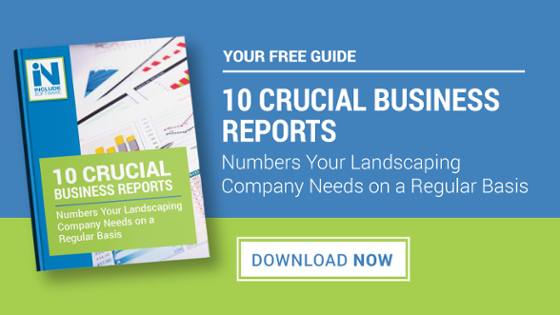 Crucial reports for landscaping companies