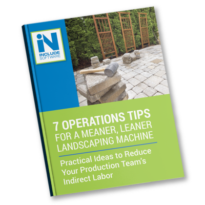 Landscaping Operations Tips