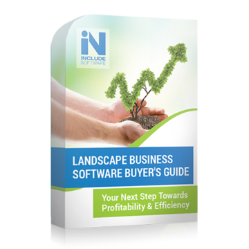 landscape business software buyer's guide